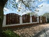 Villa met 300 m2 grond